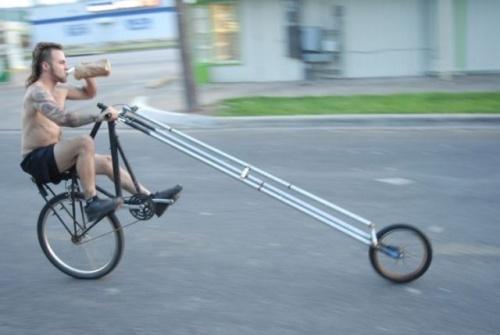 chopper. não é uma bike.