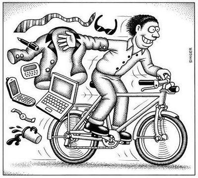 andy singer: a bicicleta liberta.