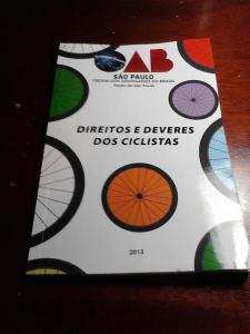 capa da cartilha lançada pela OAB-SP