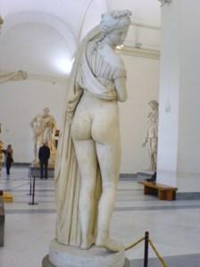 estátua de vênus, I séc d. C.