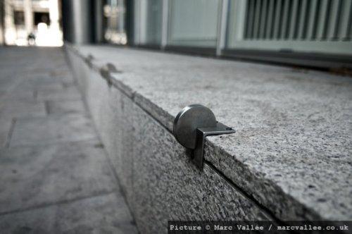 artefato anti-skate. foto de marc vallée. clique na imagem e veja mais desses artefatos