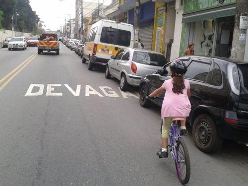 avenida parada pinto. foto de robersom miguel