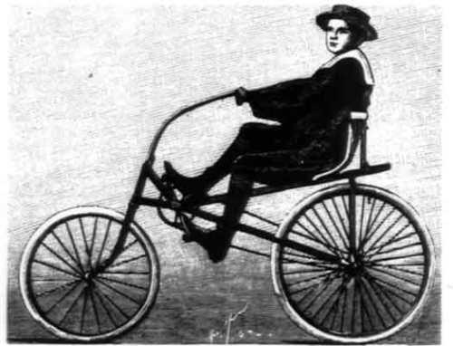 challand horizontale - 1896