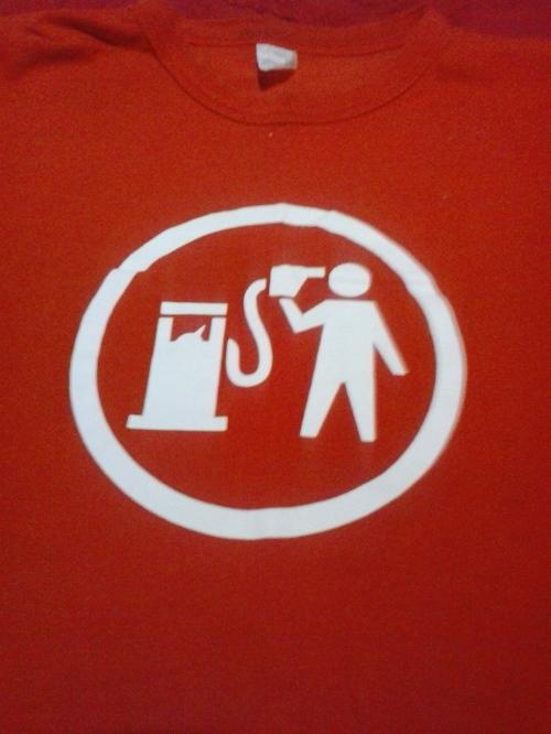 a camiseta da discórdia