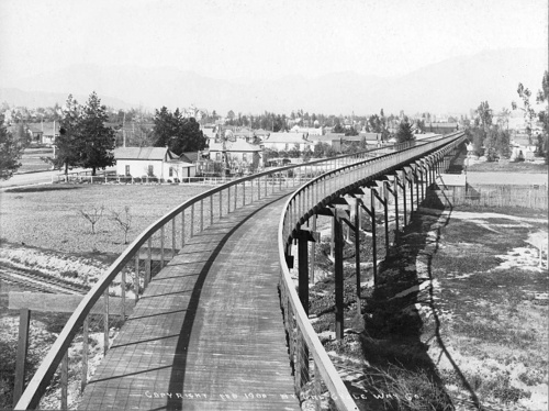 california cycleway, c. 1900. clique na imagem e saiba mais