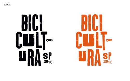 a outra proposta de marca do evento biciclutura