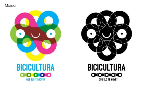 uma das propostas de marca par ao evento bicicultura.