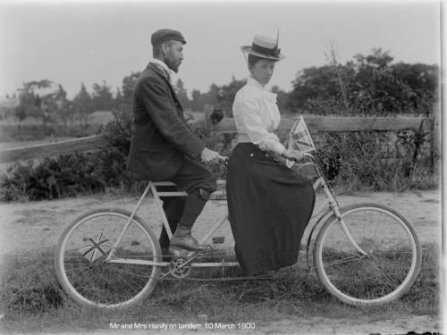 casal em 1900